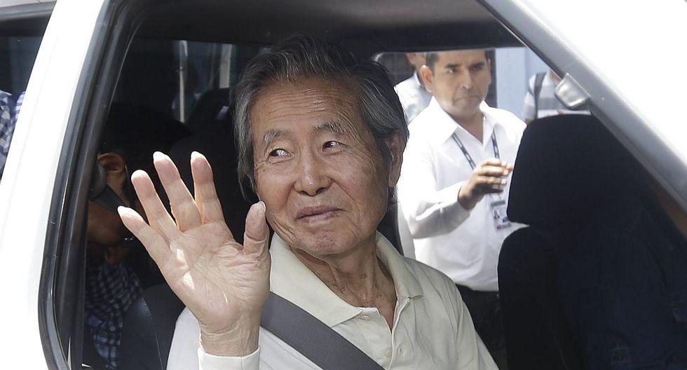 El ex presidente Alberto Fujimori tendrá que retornar a un penal tras la anulación de su indulto. (Foto: USI)