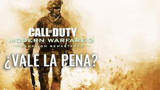 Todo sobre lo nuevo de Call of Duty: Modern Warfare 2 Campaign Remastered