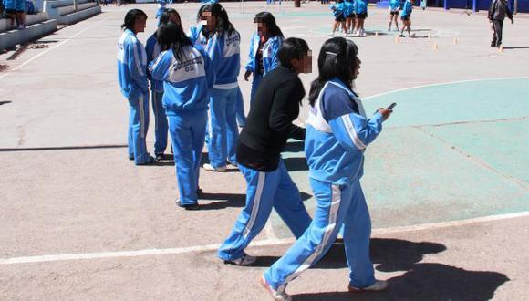 Las estudiantes fueron atendidas a tiempo en el Hospital de Quillabamba. (USI/Referencial)