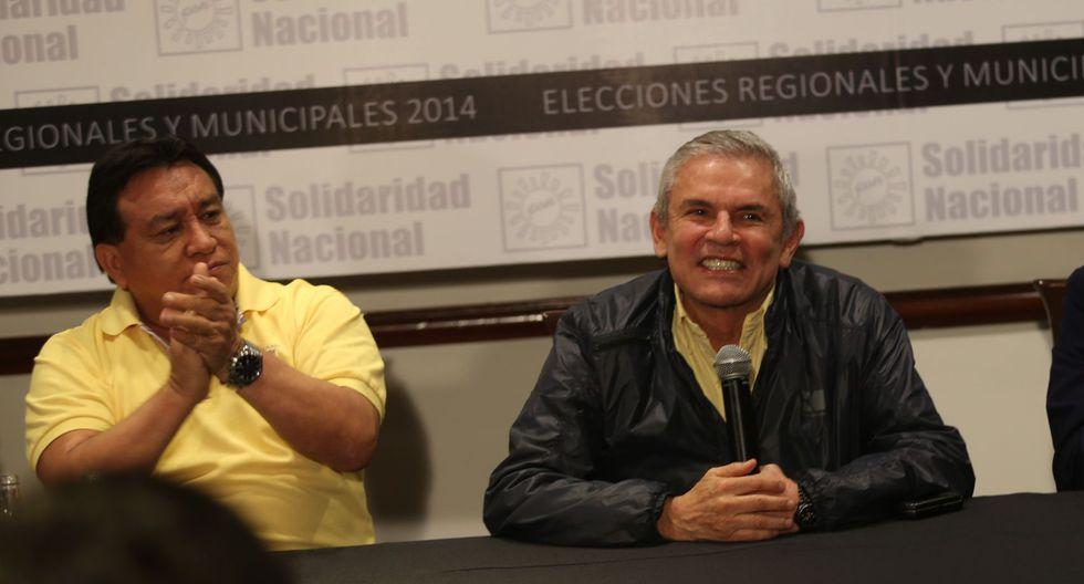 """Caso Luis Castañeda: """"El señor José Luna abrió el sobre y contó los fajos"""", reveló un colaborador. (Foto: GEC)"""