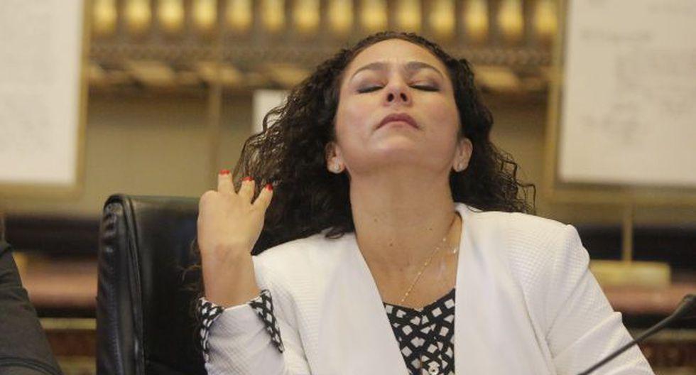Estimada Sra. Chacón. (Perú21)