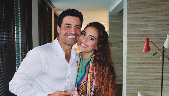 Hija de Chayanne sorprende con su talento para el canto. (Foto: Instagram @isadorafigueroa)