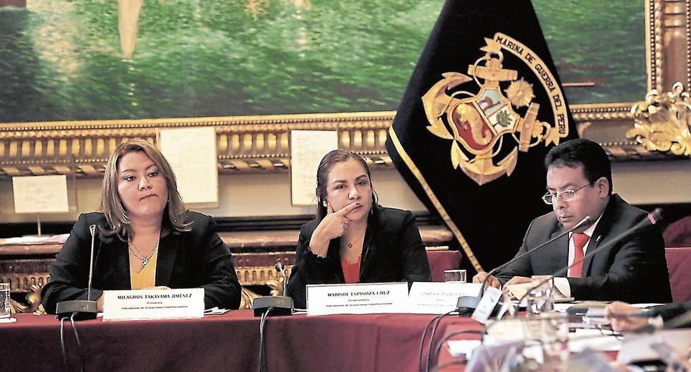 Tribunal Constitucional: Cuatro magistrados asistirán al Congreso. (USI)