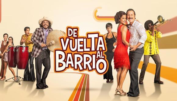 """América Televisión confirma que cuatro actores de """"De vuelta al barrio"""" están contagiados. (Foto: Captura de América TV)."""