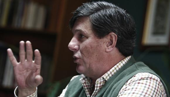 Rafael Rey ya no tiene nada que ver con caso Global CST.  (César Fajardo)