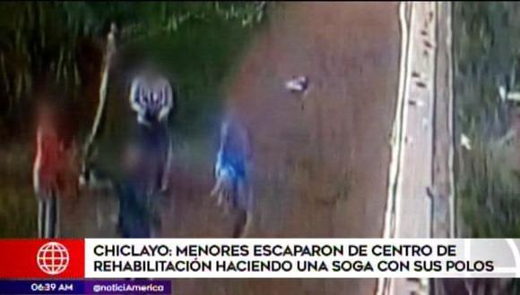(Foto: Captura/América Noticias)