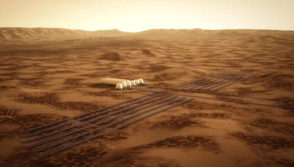 MarsOne busca personas que quieran vivir en Marte. (MarsOne en Facebook)