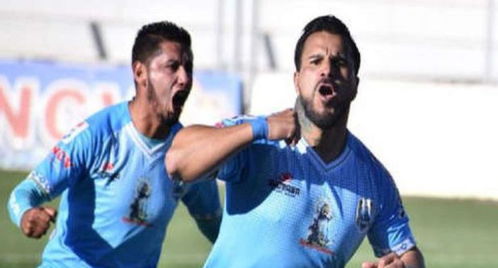 Juan Pablo Vergara, jugador de Binacional, falleció anoche. (Liga 1)