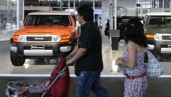 OPTIMISTAS. Ventas de vehículos nuevos aumentarían hasta 10%. (David Vexelman)