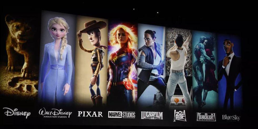 Películas y series en Disney+ (Foto: Disney+)