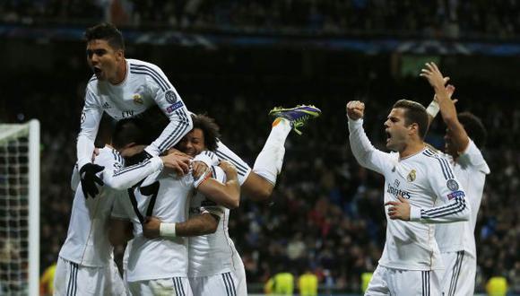 Real Madrid fue demoledor en el Santiago Bernabéu. (AP)