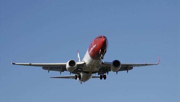 La ironía y las risas se dejaron caer entre los pasajeros cuando la tripulación anunció el motivo del regreso. (Getty)
