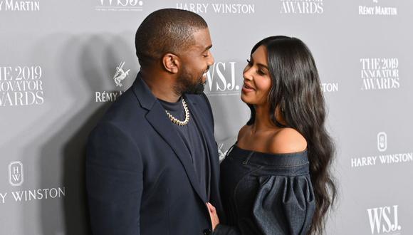Kanye West le sigue los pasos a Kim Kardashian y lanza su propia línea de cosmética (Foto: AFP)