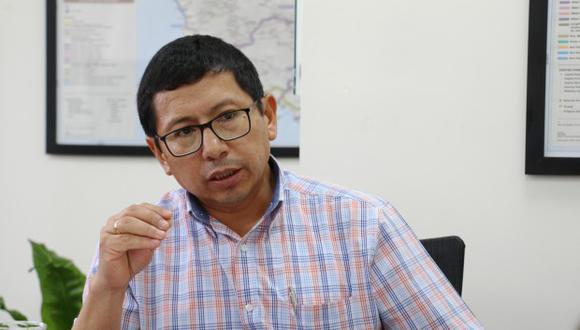 Edmer Trujillo indicó que han ayudado a los comuneros a formalizar y regularizar sus propiedades. (Foto: GEC)