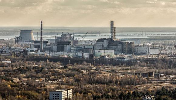Incendios forestales por séptimo día consecutivo en Chérnobil multiplican la radiactividad por 16