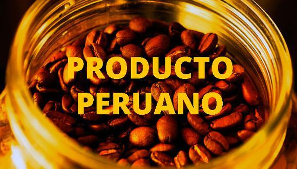 Café peruano, el producto del Vraem que llegó a Estados Unidos. (Perú21 / Composición)