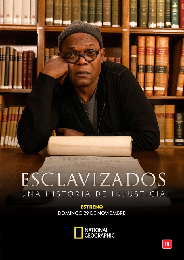 """""""Esclavizados: una historia de injusticia"""" se estrena el 29 de noviembre. (Foto: National Geographic)"""