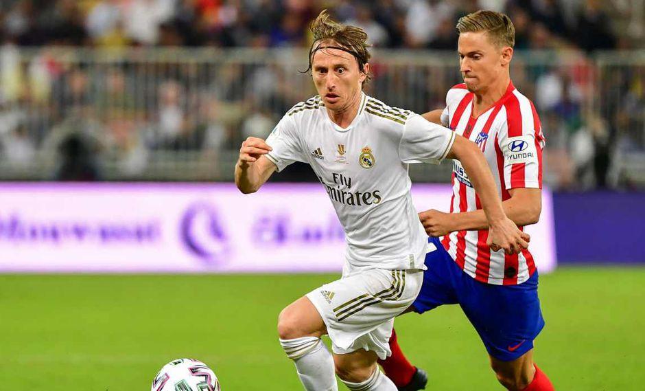 Real Madrid vs. Sevilla se enfrentarán en la jornada 20 de la Liga Santander. (Foto: AFP)