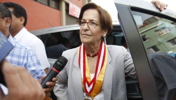 Sin impacto. Tal parece que Villarán volvió a equivocarse al elegir a sus funcionarios. (Rochi León)