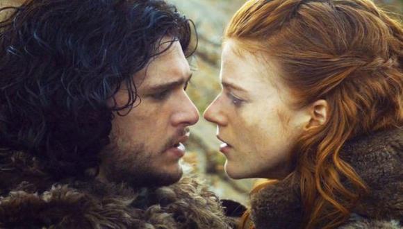 Jon Snow se comprometió con Ygritte en la vida real y no lo podemos creer (HBO)