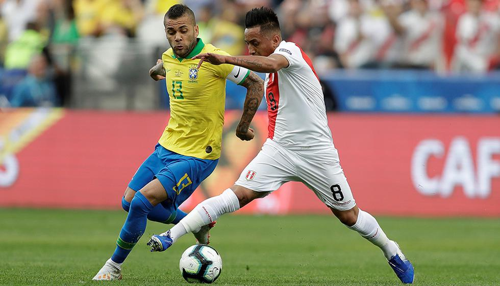 El Perú vs. Brasil tendrá lugar en el Estadio Maracaná de Río de Janeiro a partir de las 15:00 horas del domingo 7 de julio. | EFE