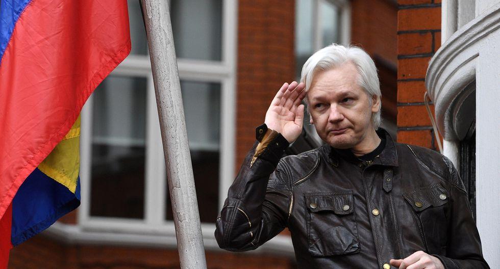 Assange se refugió en la embajada ecuatoriana de Londres a mediados de 2012 y pidió protección. (Foto: EFE)