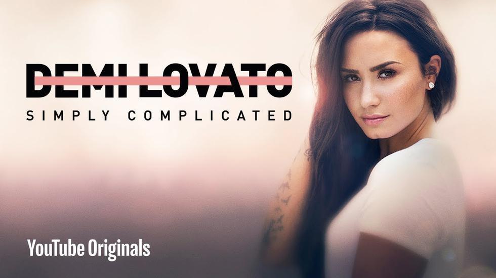 Demi Lovato fue hospitalizada esta tarde en un hospital de los Los Ángeles.  (Capturas de YouTube)