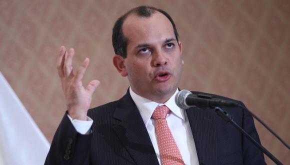NUEVA YORK. Castilla presentará resultados económicos del país. (USI)