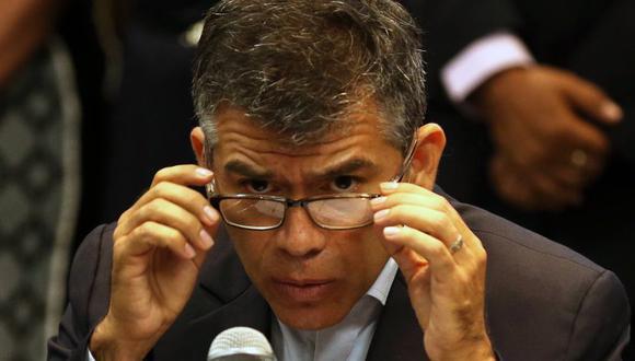 Guzmán = Vizcarra. (Foto: EFE)