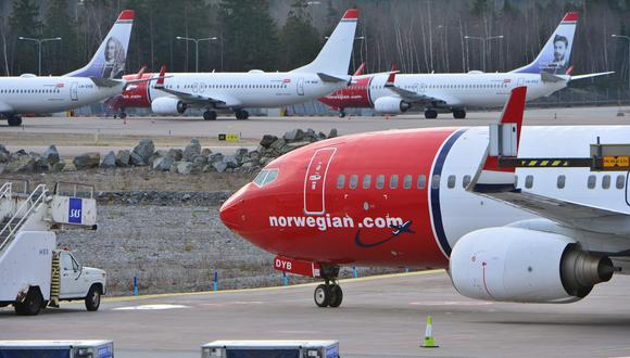 Norwegian aseguró hace unas semanas que pedirá una compensación económica a Boeing. (Foto: AFP)