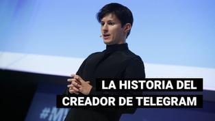 Telegram: la historia de Pável Dúrov, el joven multimillonario dueño de la aplicación