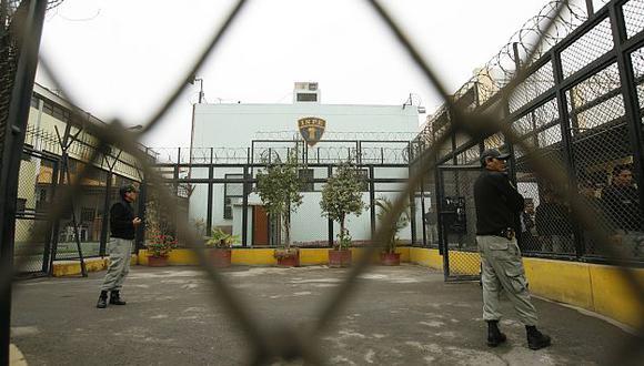Requisa de rutina en el penal Castro Castro generó falsa alarma de motín. (USI)