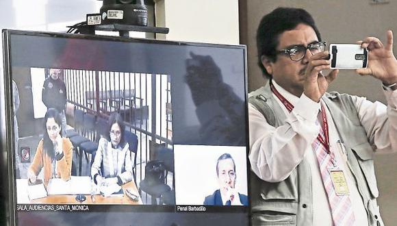 Avanza peritaje de Ollanta Humala y Nadine Heredia sobre origen presuntamente ilícito de empresas. (USI)