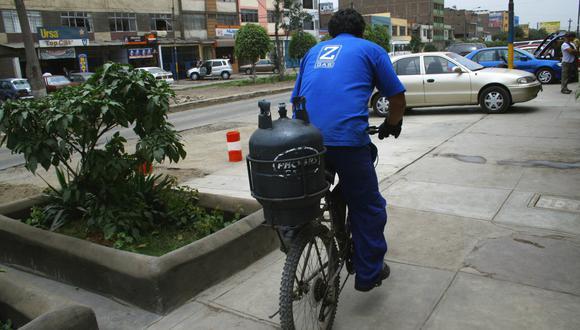 Opecu indica que el precio del GLP envasado peruano debería reflejar el costo real de su materia prima. (Foto: GEC)