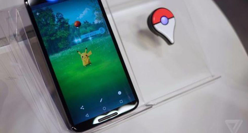 Filtraron las primeras imágenes de 'Pokémon Go'. (theverge)
