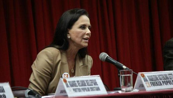Jurado Electoral Especial Lima Oeste 1 declaró improcedente pedido del partido que tuvo como candidata a Madeleine Osterling. (Facebook)