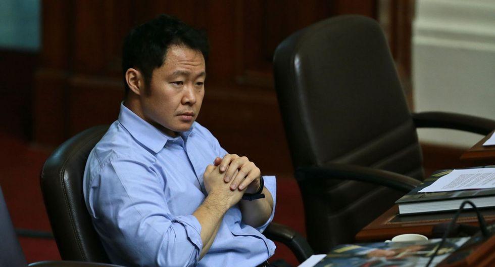 Kenji Fujimori agradeció una vez más al ex presidente PPK por el indulto a Alberto Fujimori. (Foto: GEC)