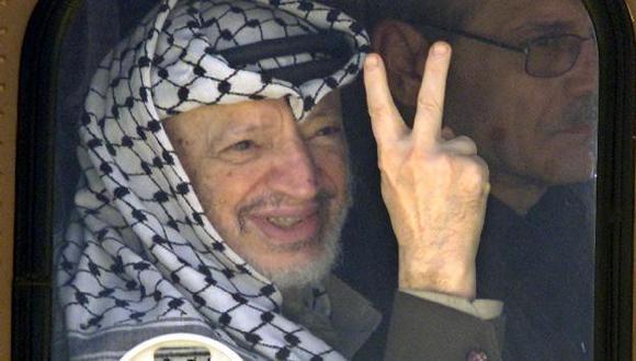 """Gobierno palestino dice que Arafat fue sometido a """"martirio"""". (Reuters)"""