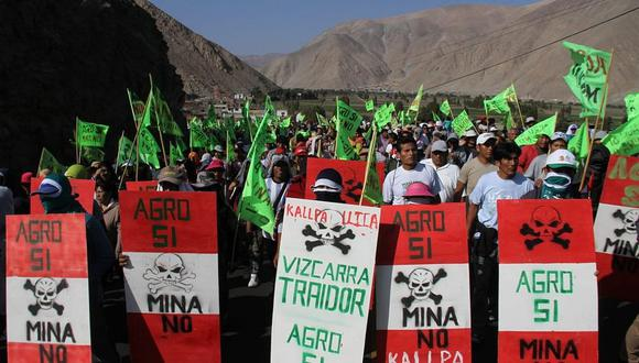Espartambos se alistan para la huelga indefinida en Arequipa. (Foto: GEC)
