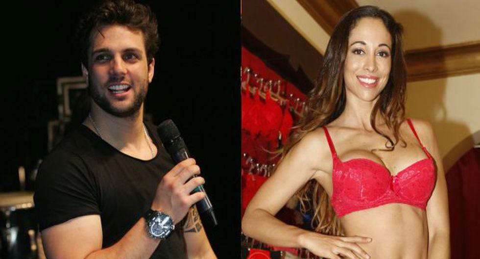 Nicola Porcella confesó que tuvo un 'affaire' con Olinda Castañeda. (USI)