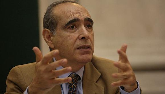 Economista peruano Roberto Abusada falleció esta tarde. (Foto: Grupo El Comercio)