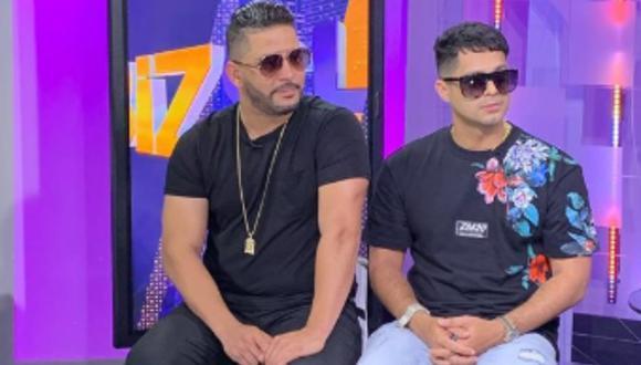 El dúo RKM & Ken-Y cantará en una graduación virtual en Puerto Rico (Foto: Instagram)