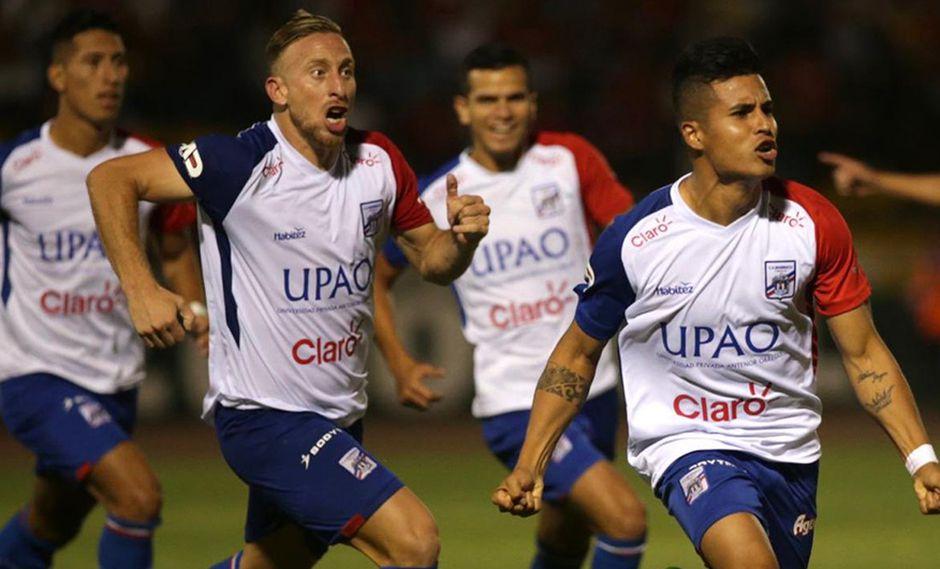 Carlos A. Mannucci ganó el Cuadrangular Final por el Ascenso y logró el pase a Primera División. (Foto: Twitter Copa Perú)