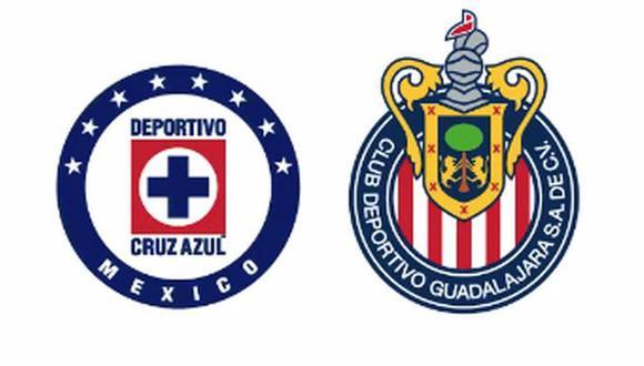 Cruz Azul vs. Chivas: chocan en el Estadio Azteca por el Clausura de Liga MX. (Foto: Chivas)