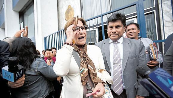 Ex alcaldesa es investigada por lavado de activos. (USI)
