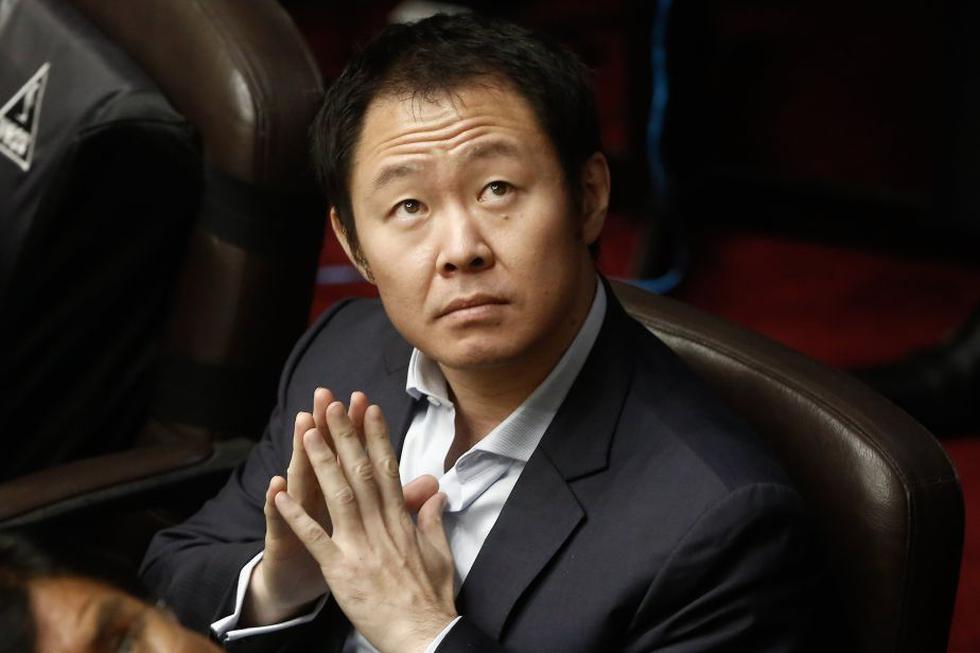 Kenji Fujimori podría ser desaforado. (Perú21)