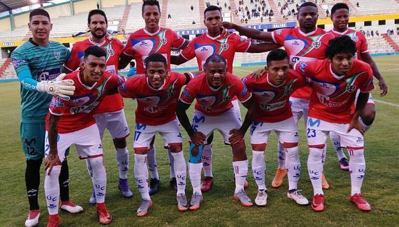 Unión Comercio recibe este sábado a Carlos A. Mannucci por la Liga 1. (Foto: Facebook Unión Comercio)