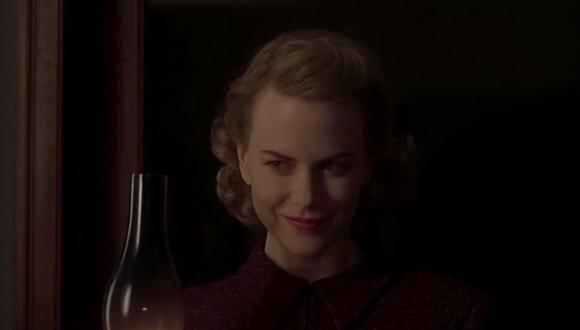 Kidman ganó el Globo de Oro y fue nominada a los Bafta por su papel, mientras que Amenábar se hizo con el Goya al mejor director y al mejor guion. (Foto: Miramax)