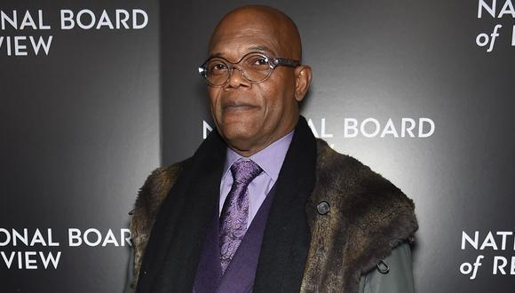 """El actor y productor de cine, Samuel L. Jackson, lamentó la partida de Chadwick Boseman, protagonista de """"Black Panther"""", quien falleció a los 43 años. (Foto: AFP)"""