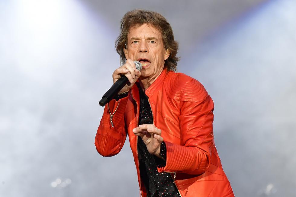 Mick Jagger se recupera de su exitosa cirugía de corazón. (Foto: AFP)